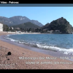Montenegro Relaxing Videos - Petrovac